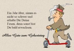 Glückwünsche Geburtstag Chef Kollegen, Zweistein ...
