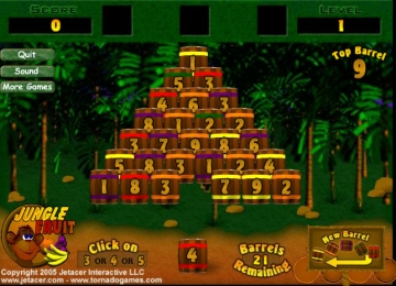 Jungle fruit spielen